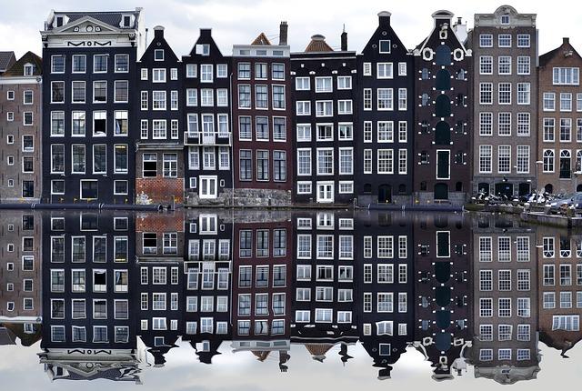 holenderskie domy wiadomości z Holandii
