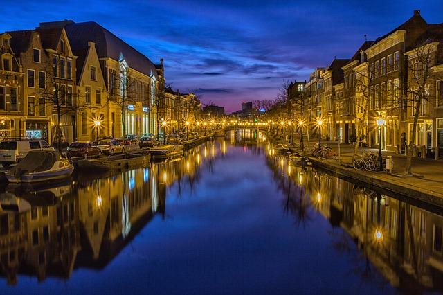 domy w Holandii informacje z Holandii