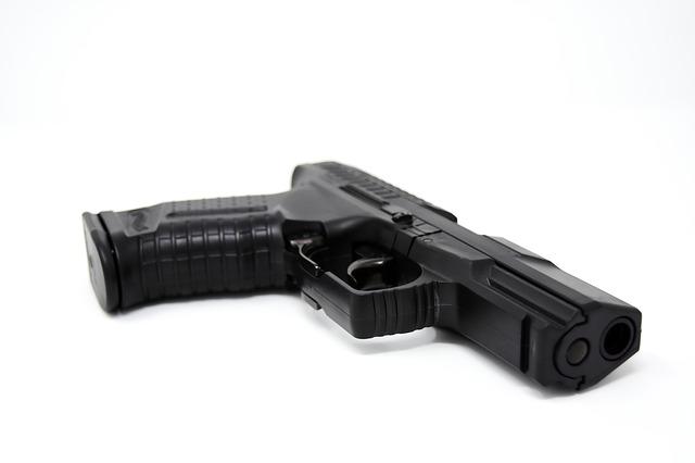 odnaleziono broń która posłużyła do strzelaniny w Amsterdamie