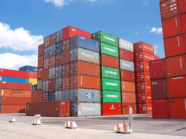 kontenery port informacje z Holandii
