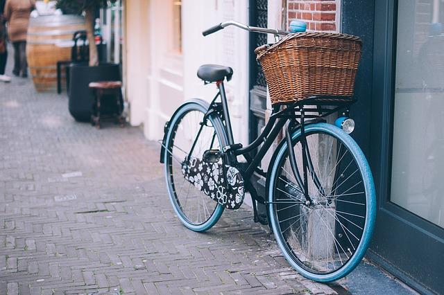 rower wiadomości z Holandii