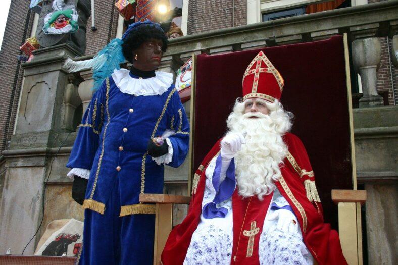 Sinterklaas i covid