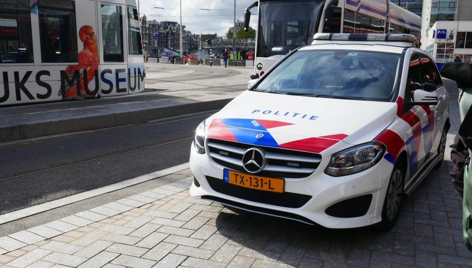 """patrol policji ustrzelił """"bingo"""" na drodze"""