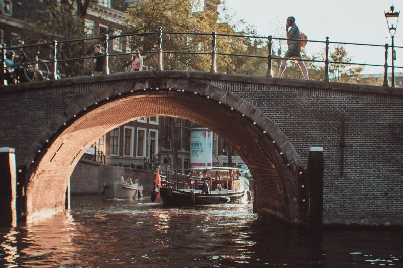 Polacy w Amsterdamie