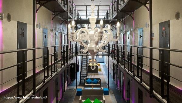 wiezienie w Holandii