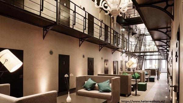 więzienie w Holandii