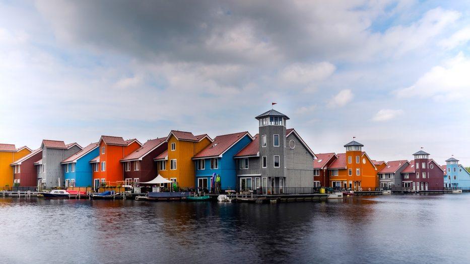 zamieszkać w Holandii - Groningen