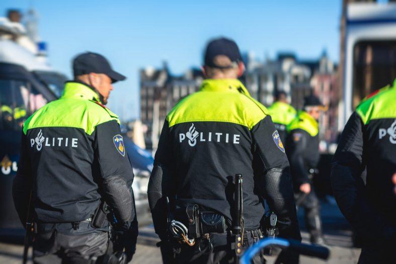 godzina policyjna w Holandii