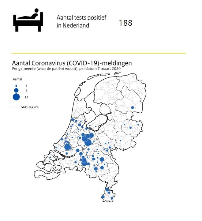 najnowsze wiadomości z Holandii koronawirus liczba chorych