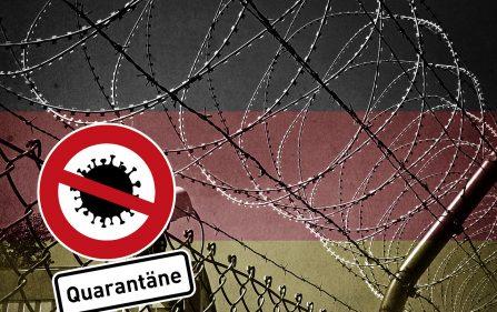 Niemcy zmieniają obostrzenia na granicy