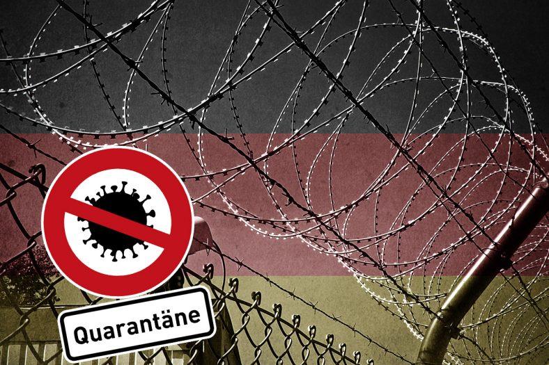 zamknięcie polsko-niemieckiej granicy