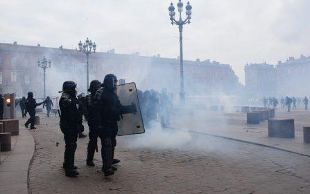 Zamieszki w Amsterdamie