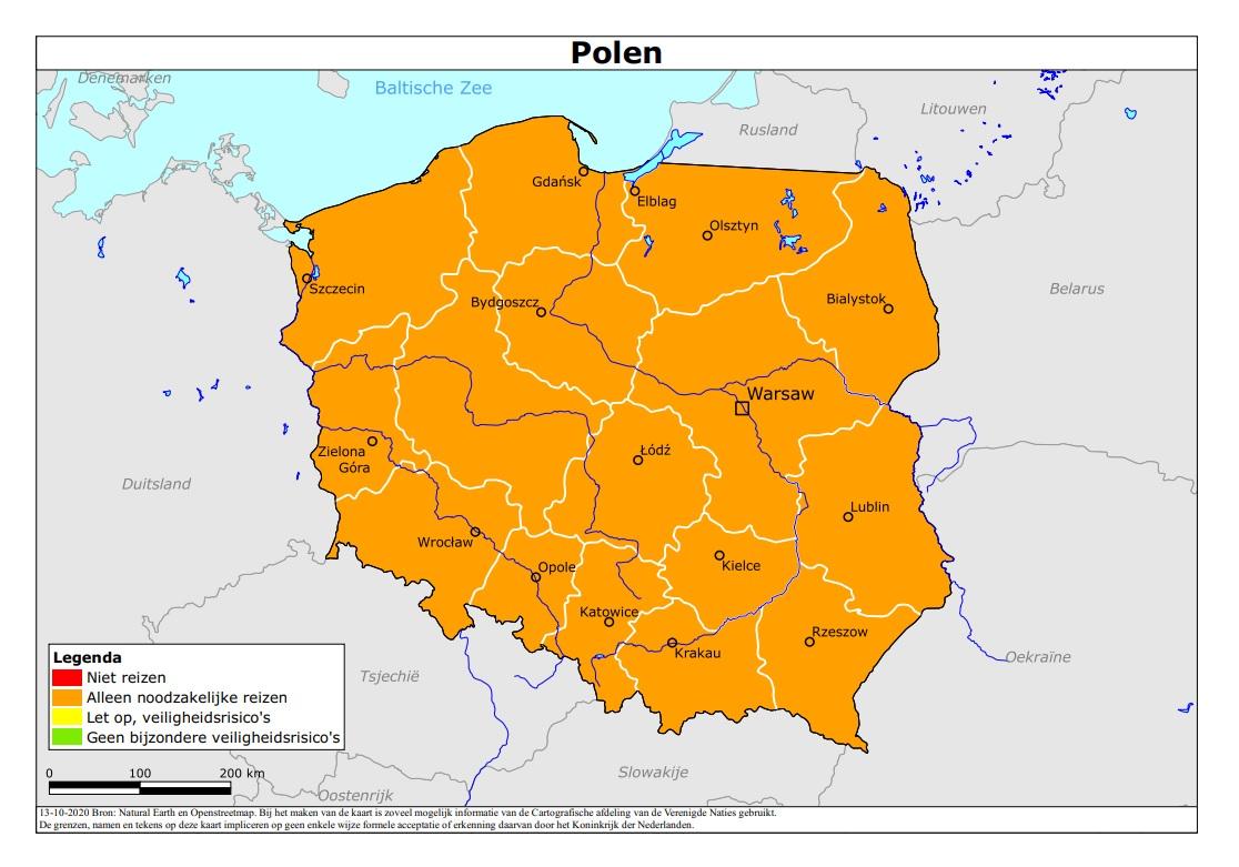 Pomarańczowa Polska