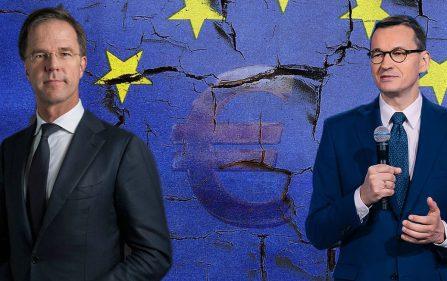 Mark Rutte przeciw Polsce