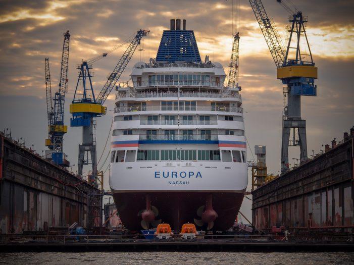 holenderski przemysł stoczniowy pod ścianą