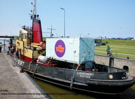 statek który przybył do polski w 2003 roku