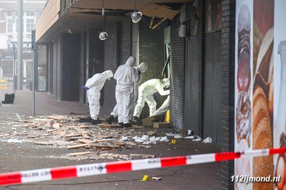 kolejny polski sklep wysadzony w powietrze