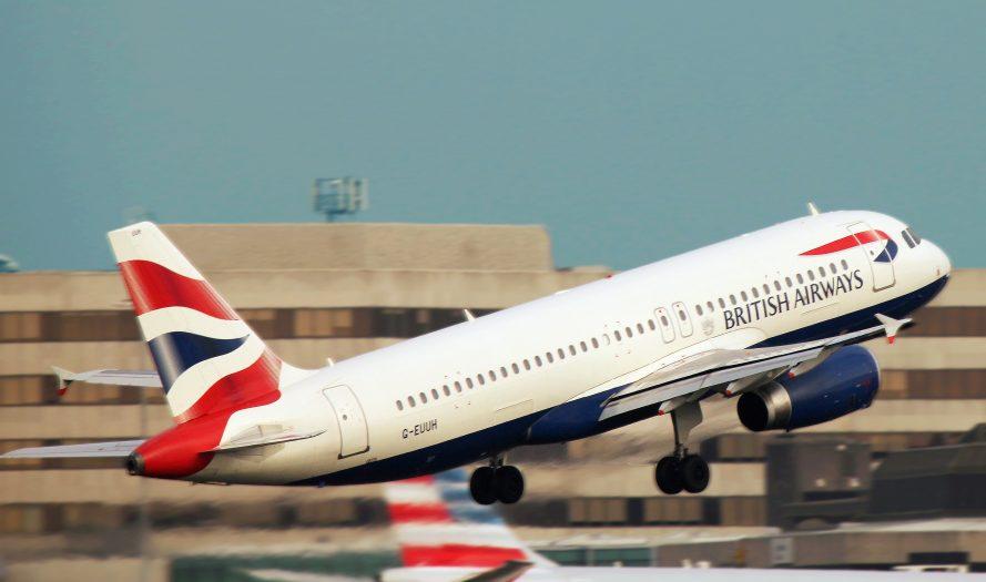 Holandia wstrzymuje loty do Wielkiej Brytanii