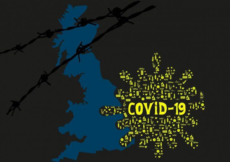 mutacja koronawirusa odcina Wielką Brytanię