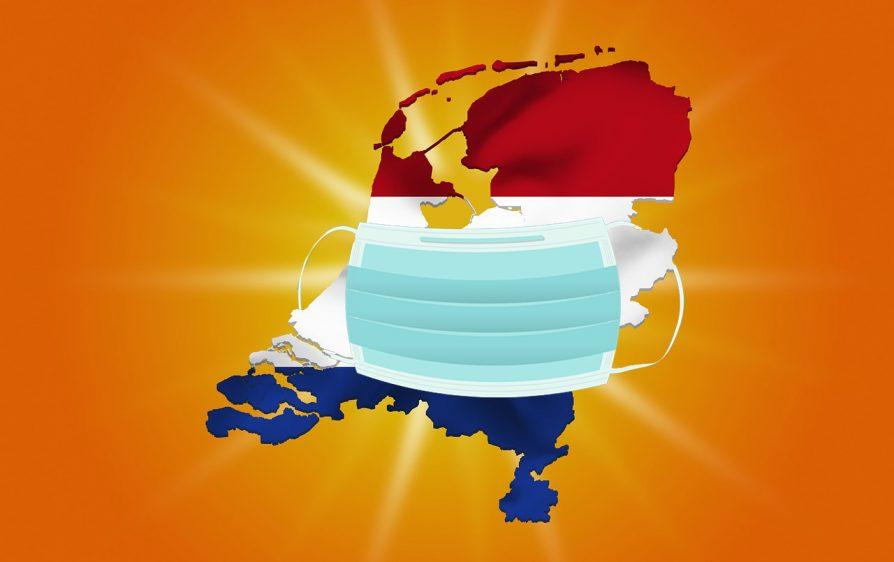 od grudnia w Holandii obowiązkowe są maseczki