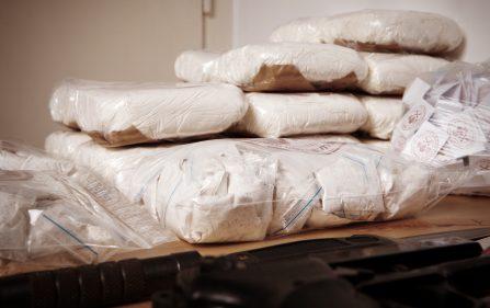 kokaina o wartości 600 milionów euro zarekwirowana przez celników