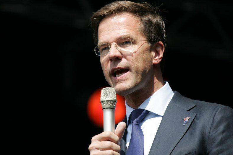 Mark Rutte nadal na stanowisku