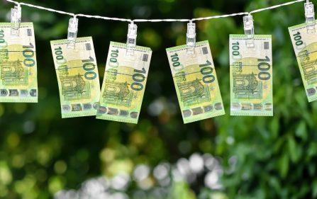 pranie pieniędzy