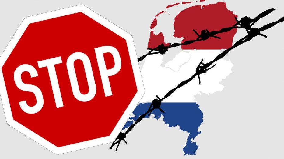 Holandia zamknie granicę z Niemcami