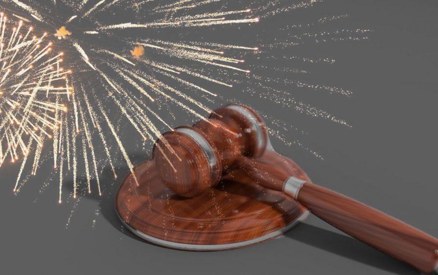 Sąd w Holandii jednoznacznie zakazuje fajerwerków