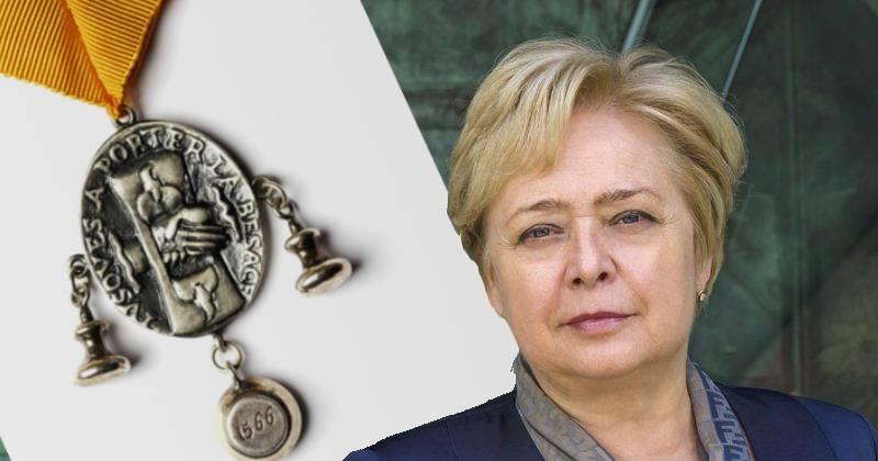Holendrzy honorują polską bojowniczkę o wolność polską bojowniczkę o wolność Małgorzatę Gersdorf