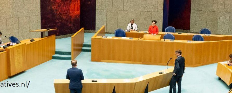 parlament w sprawie służby NCTV