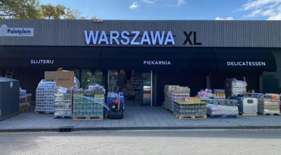 Atak na Warszawę! Wybuch w polskim sklepie w Tilburgu!