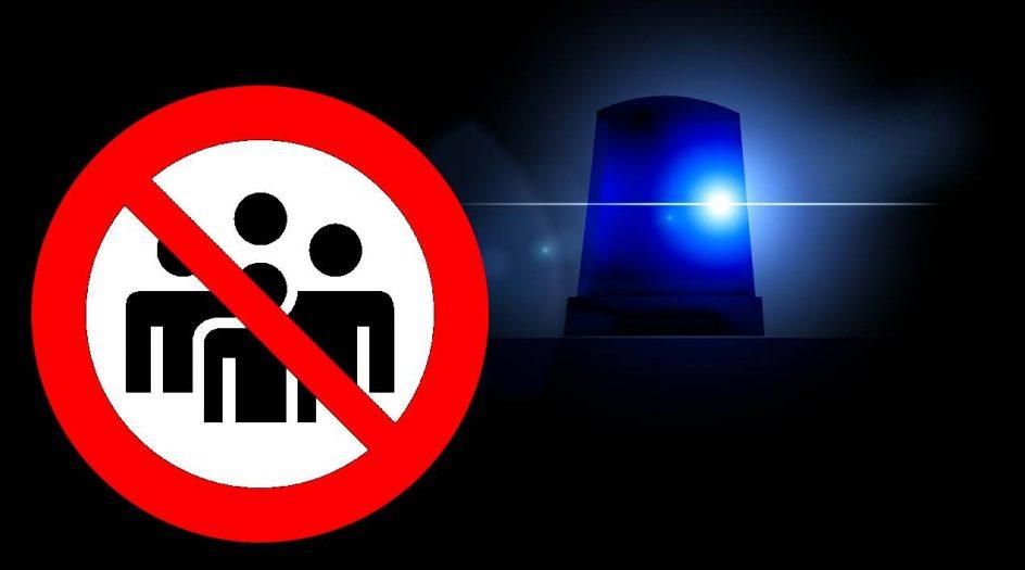 przedłużenie godziny policyjnej do 2 marca