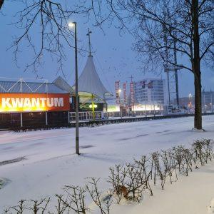 Zima w Holandii 2021