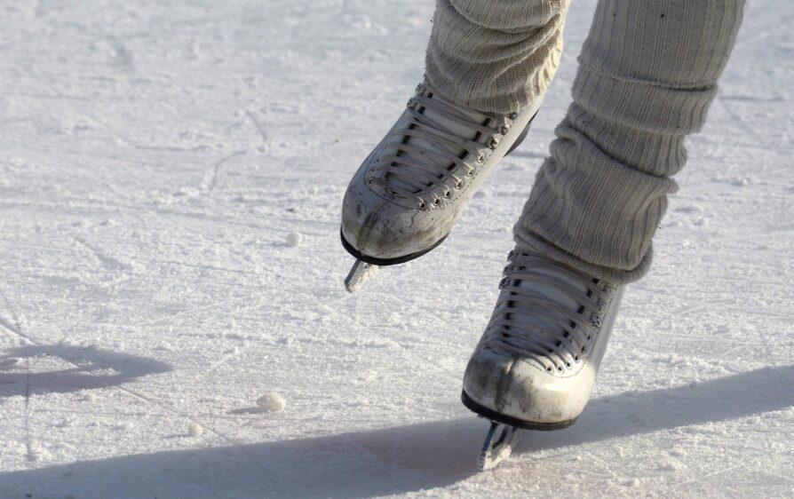 spraw by twój wypad na łyżwy nie był ostatnią rzeczą w życiu