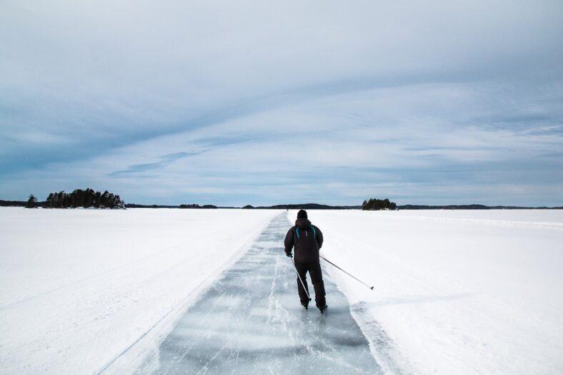 Holendrzy skończą na lodzie