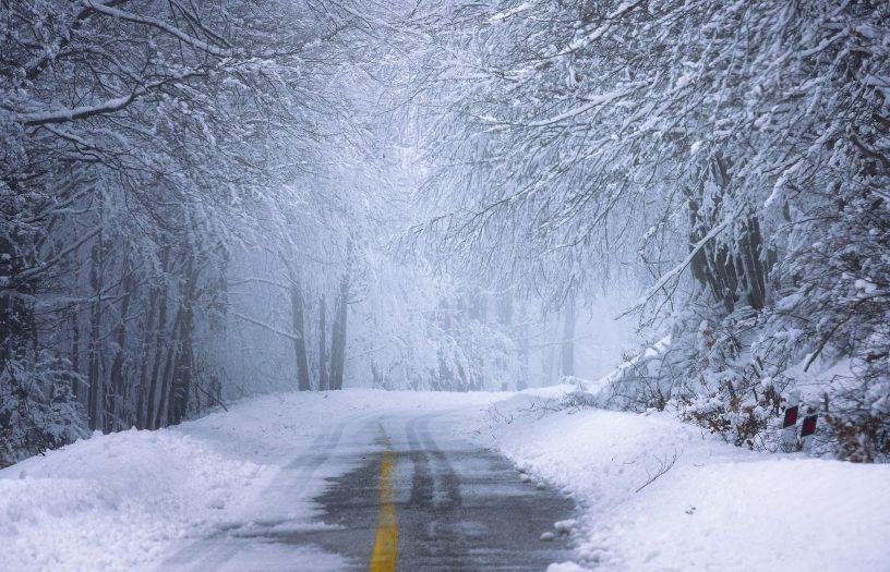 Atak zimy Holandia