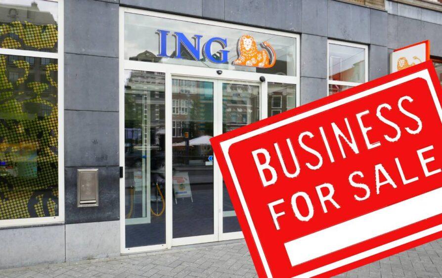 ING zamyka połowę swoich banków