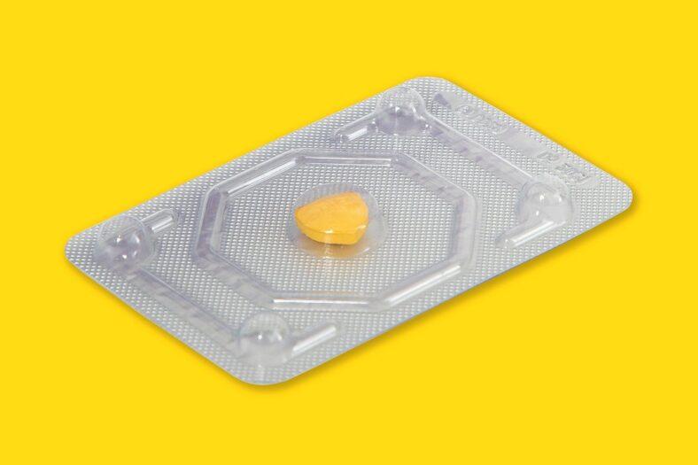 tabletka żalu