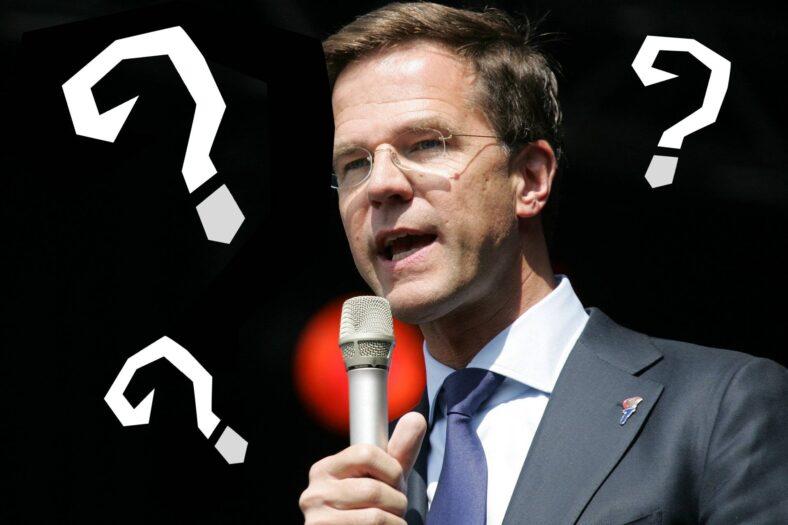 Rutte i VVD nowy rząd