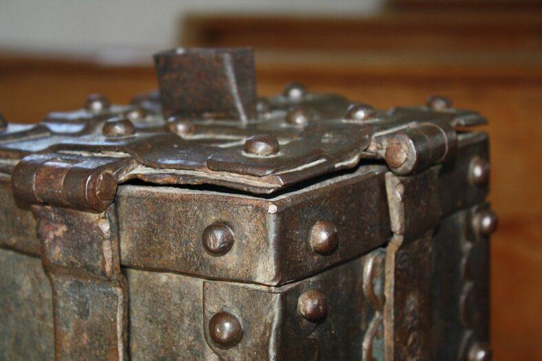 przekręt w holenderskiej kaplicy