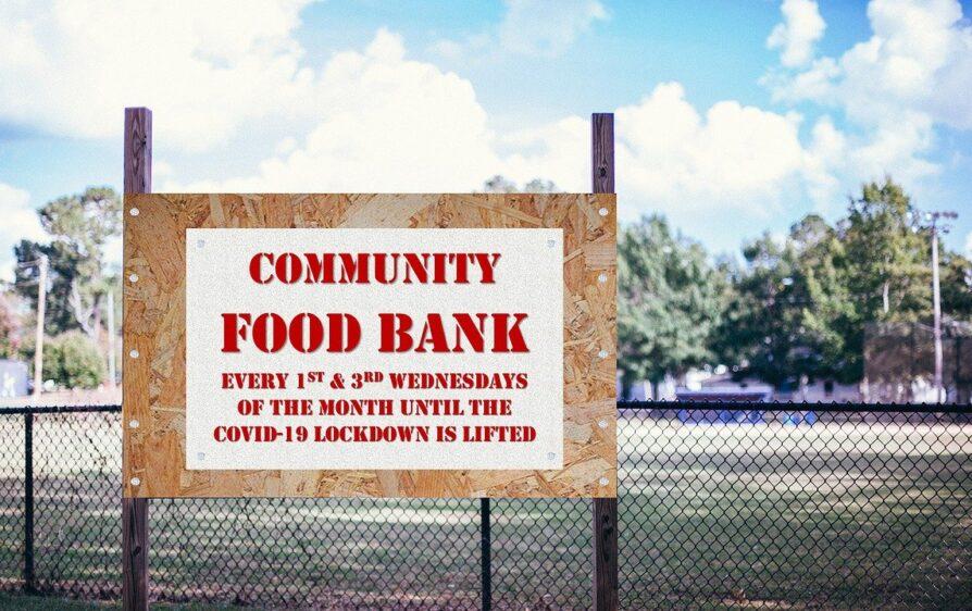 Banki Żywności zasypane darowiznami