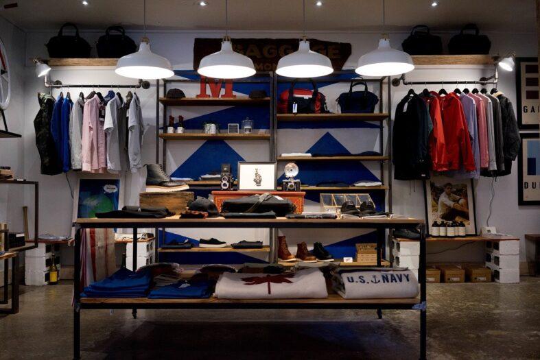 sklep odzieżowy Polak