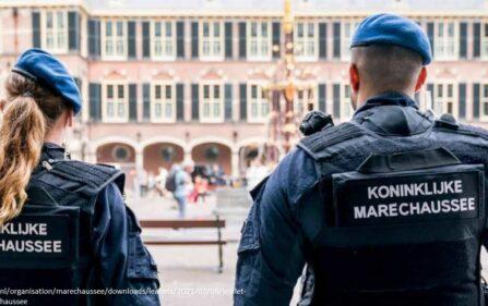 żandarmeria zatrzymuje Polaka za przemyt ludzi