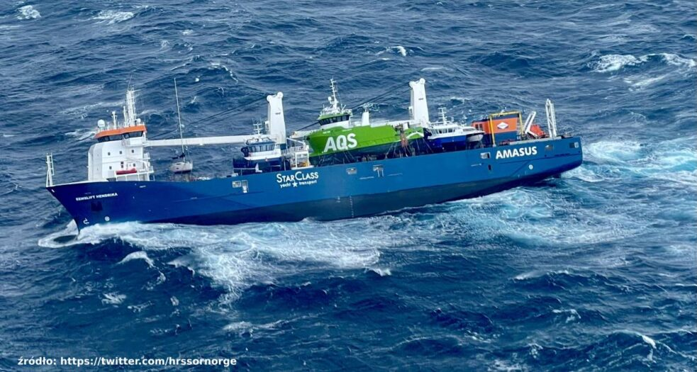 Morze Północne znów przysparza problemów