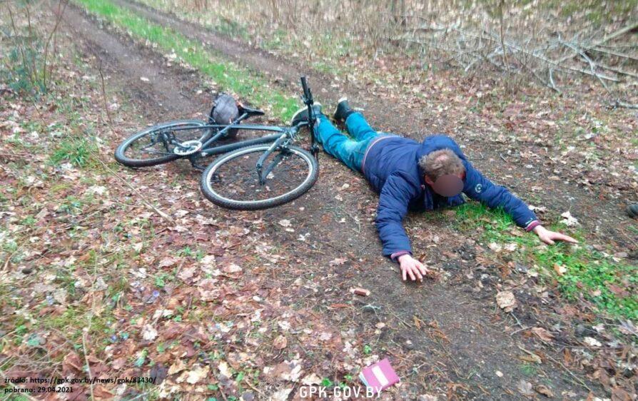 Holender zatrzymany na Białorusi straż graniczna w szoku
