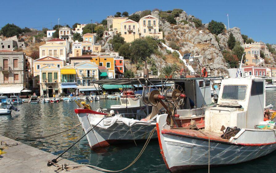 Eksperymentalne wakacje na Rodos