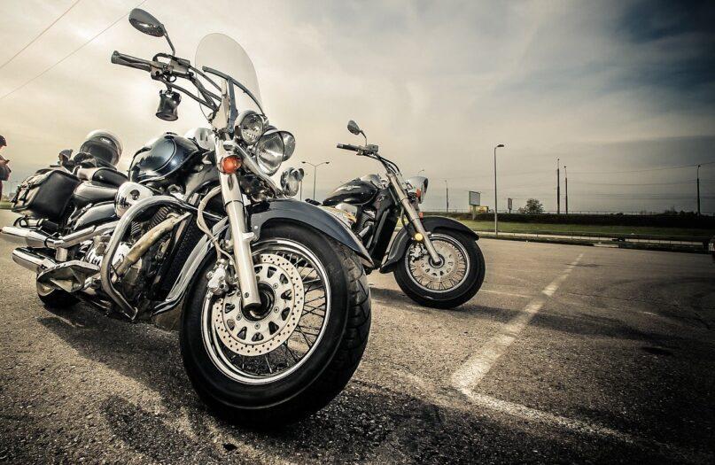 motocykliści opanowali A2