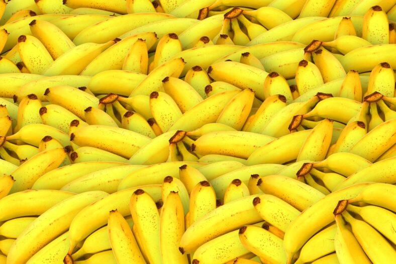banany z niespodzianką