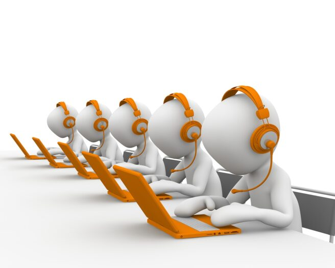 koniec call center w Holandii?